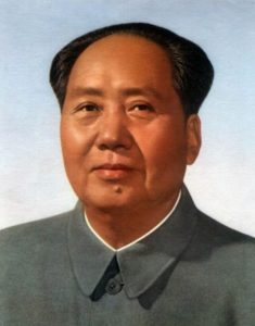 Mao Zedong, líderes que han influído en la historia