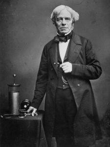 Michael Faraday, personajes históricos importantes británicos