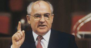 Personajes históricos líderes importantes, Mijail Gorbachov