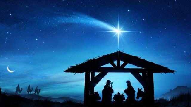 Nacimiento de Cristo según la tradición cristiana