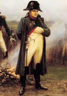 Personajes líderes franceses en la historia, Napoleón