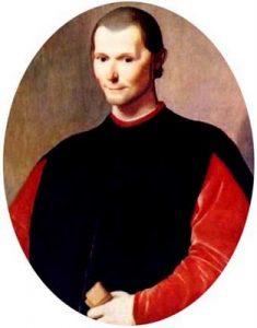 10 personajes de la filosofía más importantes, Nicolás Maquiavelo