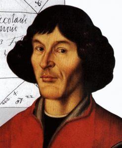 Personajes históricos importantes de la ciencia Nicolás Copérnico