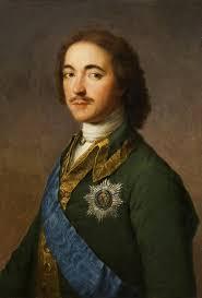 Pedro I de Rusia