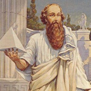 Personajes históricos griegos más importantes de las ciencias, Pitágoras