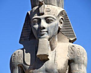 28 líderes históricos más importantes, Ramses II