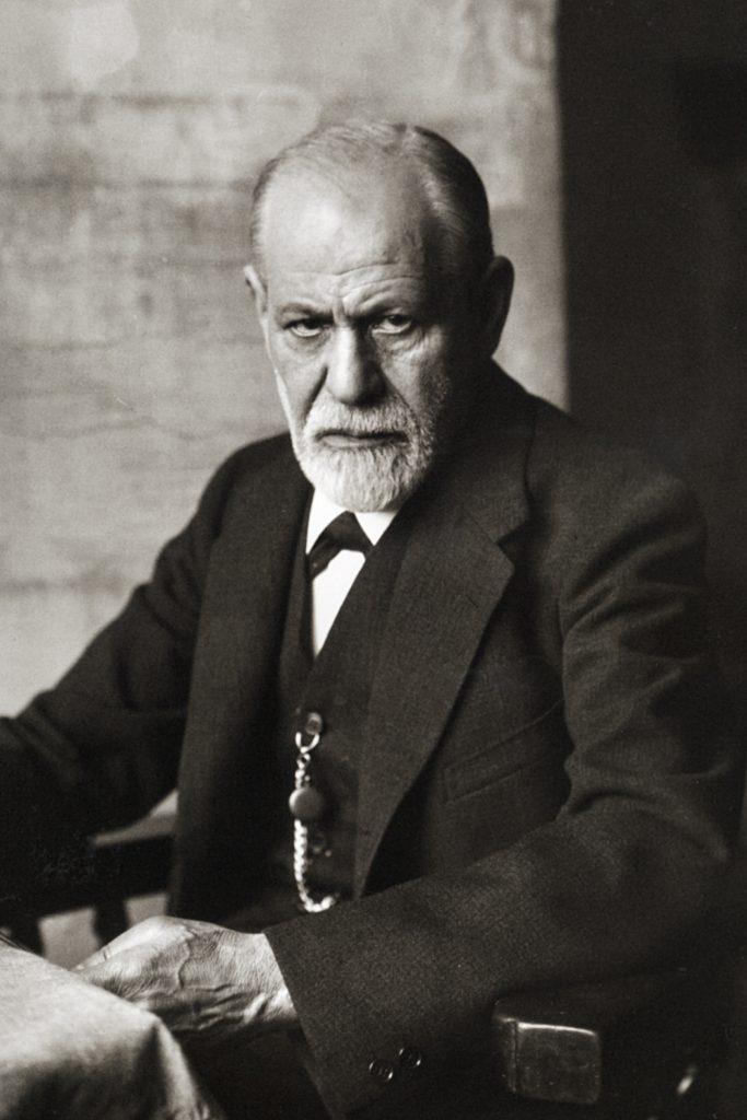Sigmund Freud, personajes de la historia
