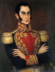 Personajes históricos venezolanos líderes Simón Bolívar