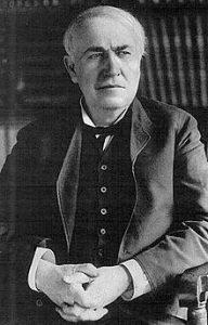Nombres de científicos americanos más importantes, Thomas Alva Edison