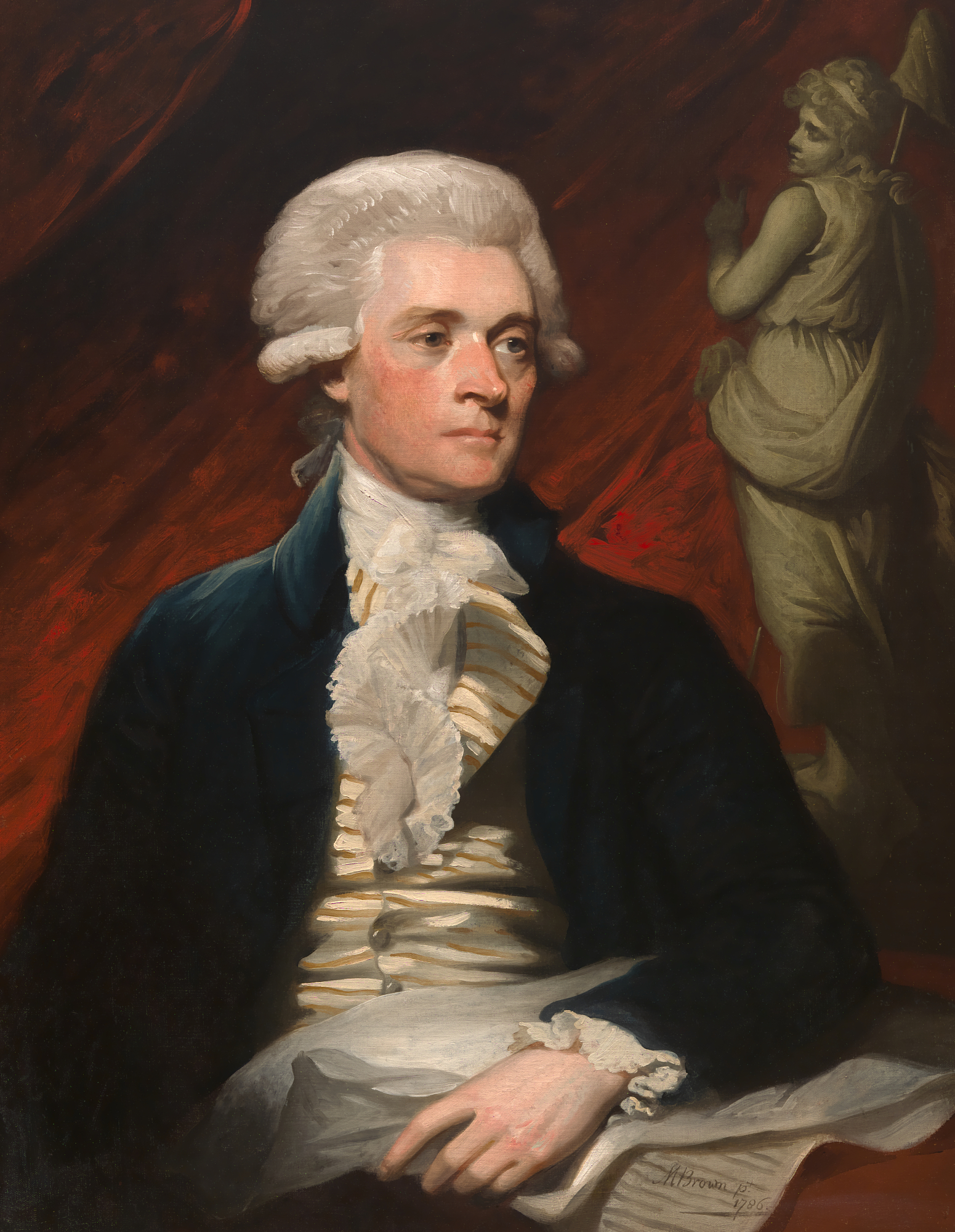 Personajes líderes históricos americanos importantes, Thomas Jefferson
