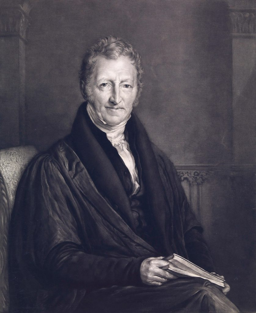 Las 10 personalidades más importantes de la filosofía en la historia, Thomas Malthus