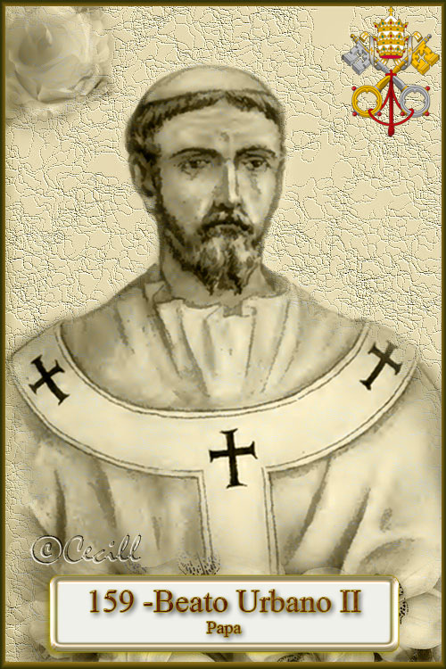 Personajes históricos franceses, Urbano II. Líderes religiosos