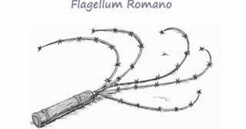 ¿Cómo murió Jesús de Nazaret? Instrumento de flagelación. Flagellum romano