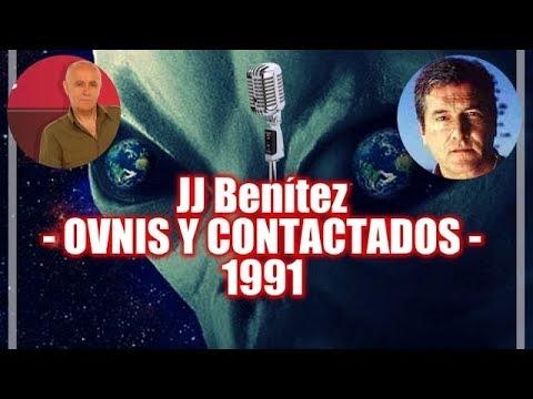 J. J. Benítez y el fenómeno ovni