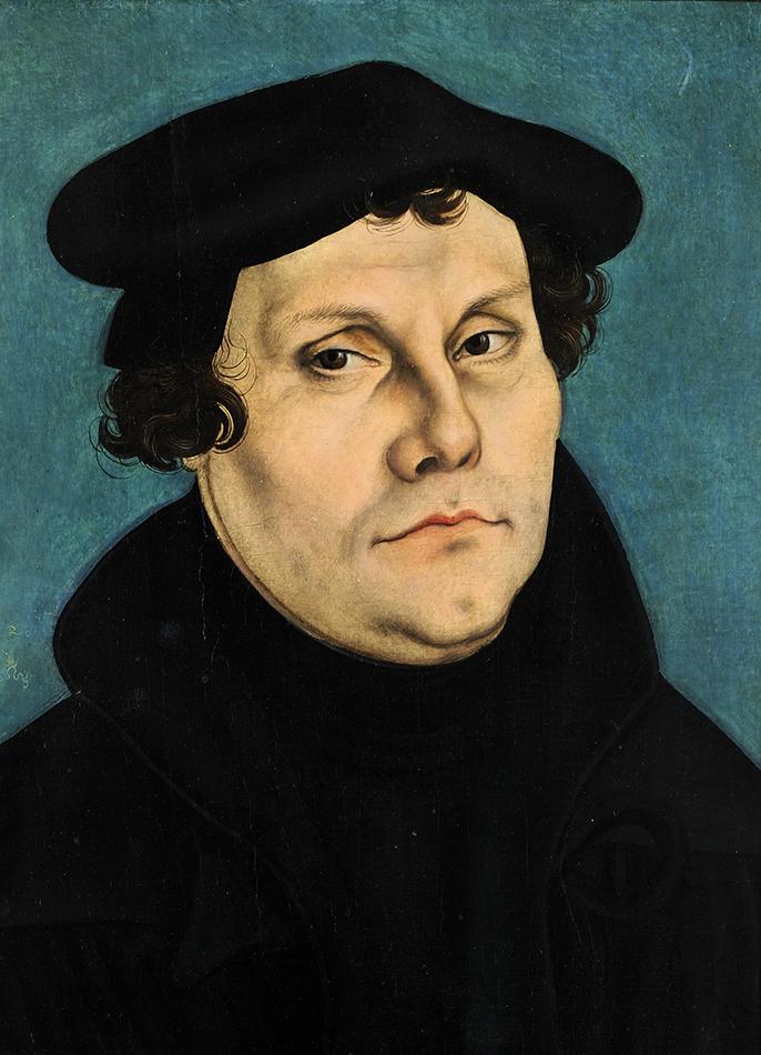 Martin Lutero, personas influyentes en la historia