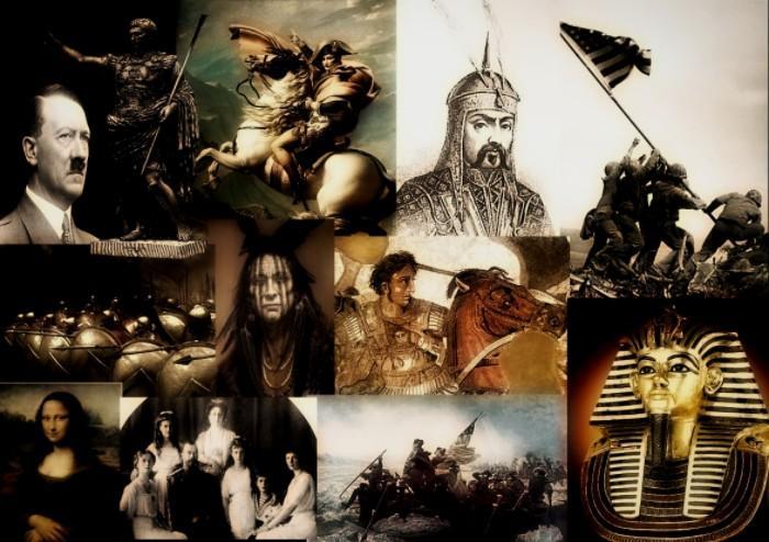 Lista de 100 Personajes históricos importantes