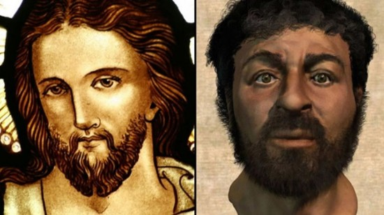 Rostro real de Jesús de Nazaret