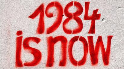 ¿Estamos viviendo el libro 1984 hoy?