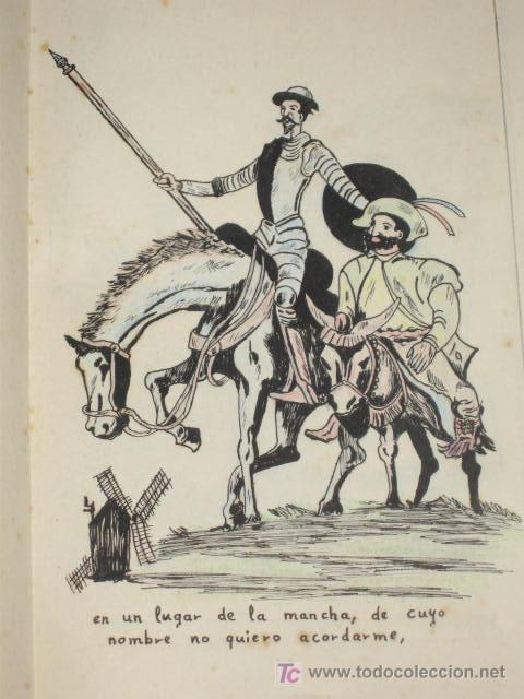 Don Quijote de la Mancha, personaje de la literatura universal