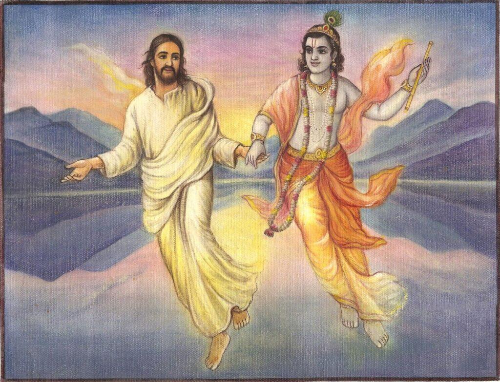 Es Cristo lo mismo que Krishna
