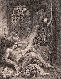 Grandes personajes literarios, Frankenstein