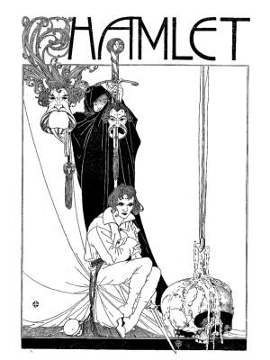 Personaje literario, el Príncipe Hamlet