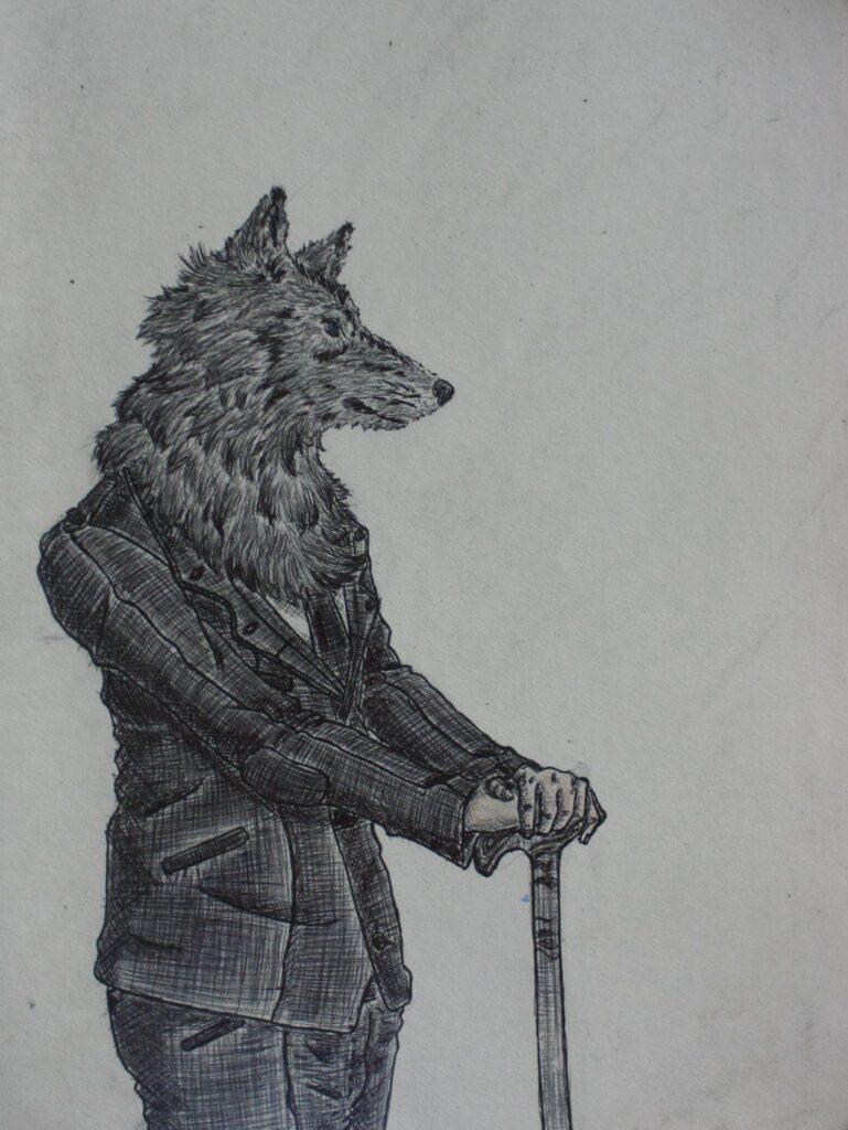 Personajes literarios más importantes de la historia,  Hermann Hesse de El Lobo estepario