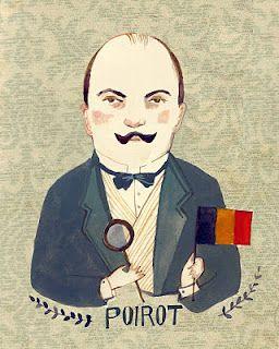 Personajes literarios, Hércules Poirot