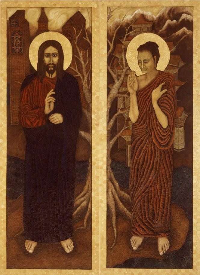 Jesús y el budismo