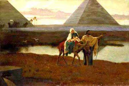 Información histórica de la infancia del personaje Jesús de Nazaret. Biografía corta.