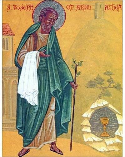 ¿José de Arimatea en Glastonbury? Años oscuros de la historia de Jesús de Nazaret. Biografía corta.