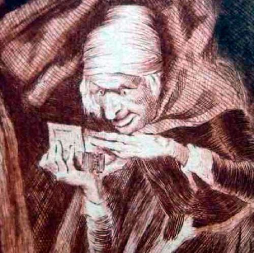 La Celestina, personaje principal de Tragicomedia de Calisto y Melibea