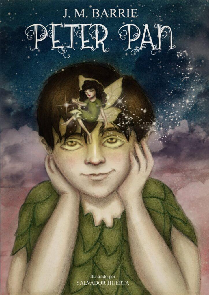 Personaje primario de Peter Pan, Peter Pan