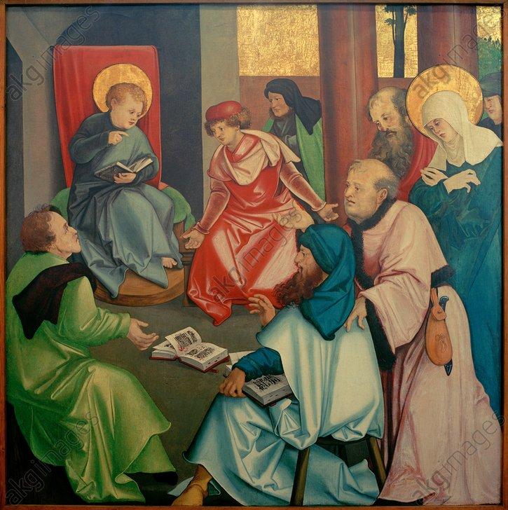 Años oscuros de Jesús de Nazaret