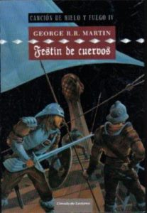 A-song-of-Ice-and-Fire-LIBRO-4-Festín-de-Cuervos-tapa-dura-2ª-mano