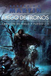 Volumen 1 Juego de Tronos, de la saga de libros Canción de Hielo y Fuego