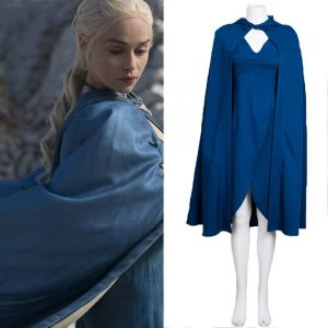Daenerys Targaryen Cosplay Mujeres Adultos Juego De Tronos