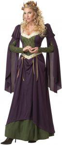 Disfraz de Dama Noble Medieval