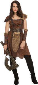Disfraz de Guerrera Dothraki