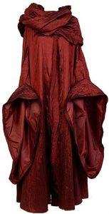 Disfraz de Melisandre para mujer