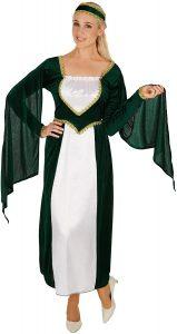 Disfraz de Princesa del Castillo Medieval