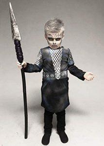 Disfraz de Rey de la Noche de Tamaño para Niños