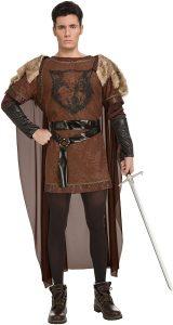 Disfraz señor del Norte para hombre