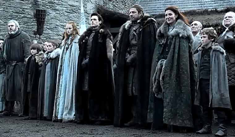 Familia Stark
