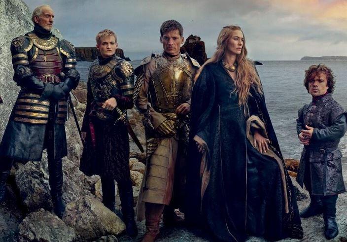 Familia de Tyrion Casa Lannister