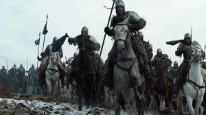 Guerra civil en Juego de Tronos