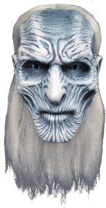 Máscara de látex para Adulto en Color Blanco de Walker