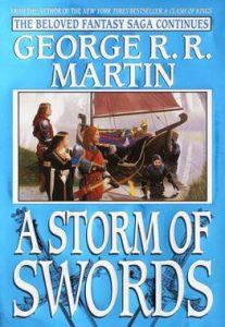 Tormenta de espadas Portada de la primera edición del libro 3 de la saga A song of Ice and Fire