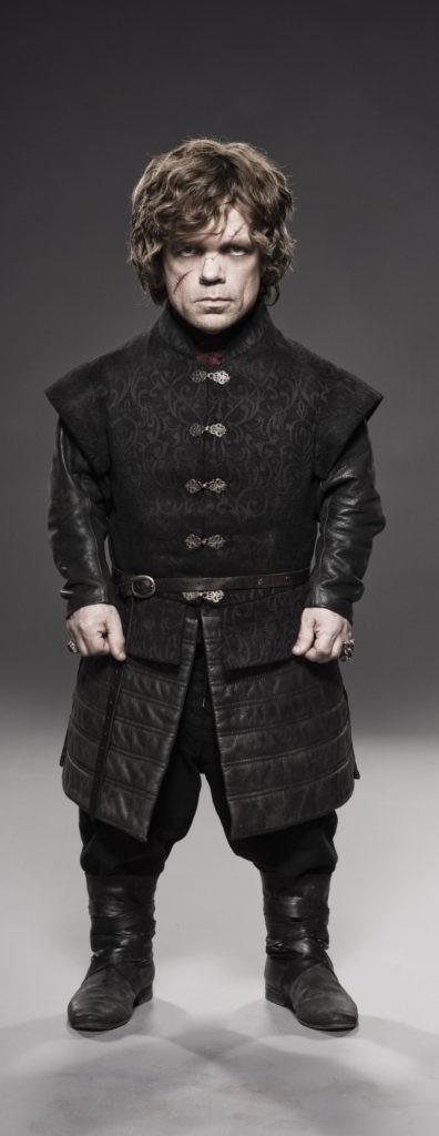 Tyrion Lannister, ficha de características de personaje