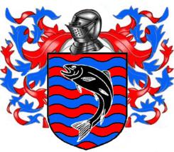 Blasón personal del Pez Negro, Brinden Tully de la Casa Tully